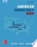 Harrison, American Democracy Now, Reinforced Binding