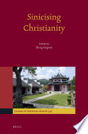 Sinicizing Christianity
