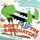 Pdf Don't Splash the Sasquatch!