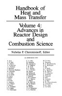 Handbook of Heat and Mass Transfer  Advances in reactor design and combustion science