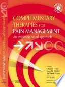 Complementary Therapies for Pain Management