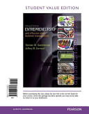 Entrepreneurship And Effective Small Business Management Student Value Edition