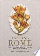 Tasting Rome Book PDF