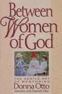 Between Women of God Book