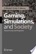 Gaming  Simulations and Society