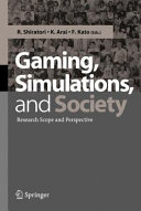 Gaming  Simulations and Society