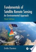 Fundamentals of Satellite Remote Sensing Book