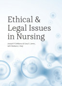 Ethical and Legal Issues in Nursing [Pdf/ePub] eBook
