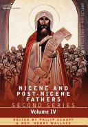 Pdf Nicene and Post-Nicene Fathers Telecharger