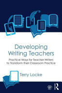 Cover of Developing Writing Teachers