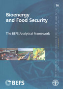 Bioenergy and Food Security