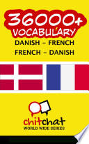 Read Online 36000+ Danish - French French - Danish Vocabulary For Free