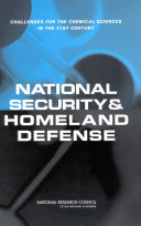 National Security and Homeland Defense