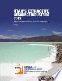 Utah   s Extractive Resourc Industries 2012