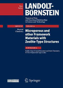 Zeolite-Type Crystal Structures and their Chemistry. 41 New Framework Type Codes