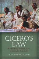 Cicero's Law
