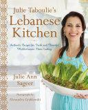 Julie Taboulie's Lebanese Kitchen Pdf/ePub eBook