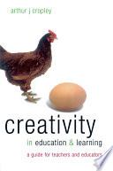 Creativity in Education   Learning