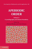 Aperiodic Order: Volume 2, Crystallography and Almost Periodicity