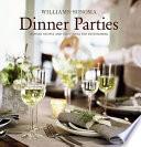 Williams Sonoma Entertaining  Dinner Parties