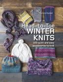 Head to Toe Winter Knits