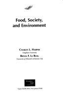 Food  Society  and Environment