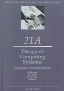 Design of Computing Systems