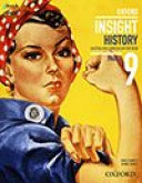 Cover of Oxford Insight History 9 AC for NSW Student Book + Obook/assess
