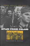 Hitler Strikes Poland Book PDF