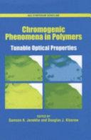 Chromogenic Phenomena in Polymers