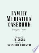 Family Mediation Casebook