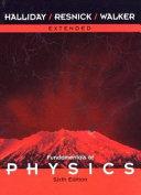 Fundamentals of Physics    Problem Supplement No  1