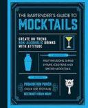 Bartender S Guide To Mocktails Book PDF