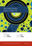 Hematopoietic Stem Cells VII Book