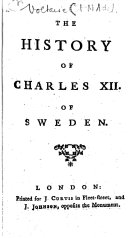 The History of Charles XII  of Sweden   Abridged