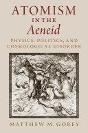 Atomism in the Aeneid [Pdf/ePub] eBook