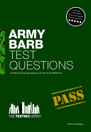 Army Barb Test Questions