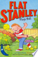 Flat Stanley Plays Ball