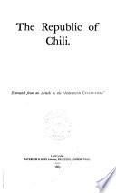 The Republic of Chili Book