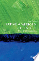 Native American Literature Book