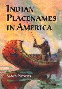 Indian Placenames in America