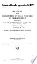 Fortifications Appropriation Bill, Fiscal Year 1922