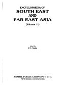 Encyclopaedia of South East and Far East Asia Book