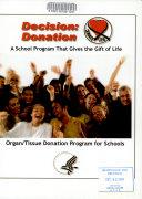 Decision  Donation