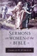 Sermons on Women of the Bible