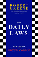 The Daily Laws Book