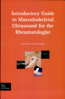 Guide to Musculoskeletal Ultrasound for the Rheumatologist