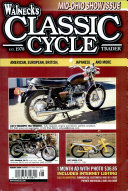 WALNECK S CLASSIC CYCLE TRADER  AUGUST 2006
