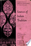 """Sources of Indian Tradition"" by Motilal Banarsidass Publishers (Pvt. Ltd), Stephen N Hay, William Theodore De Bary"