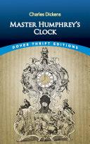 Master Humphrey's Clock Pdf/ePub eBook